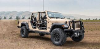 Jeep Gladiator XMT