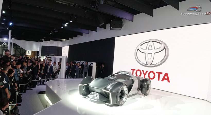 A Japón con Toyota y Lexus para el Auto Show Tokio 2019 y algo más