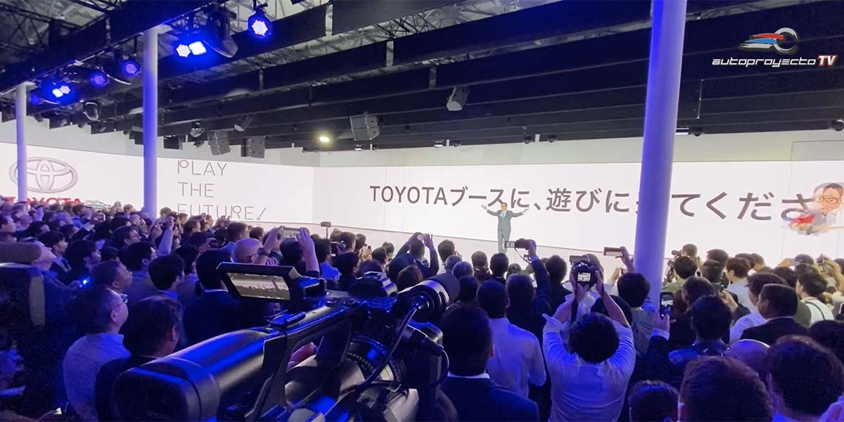 Debuts Auto Show Tokyo 2019