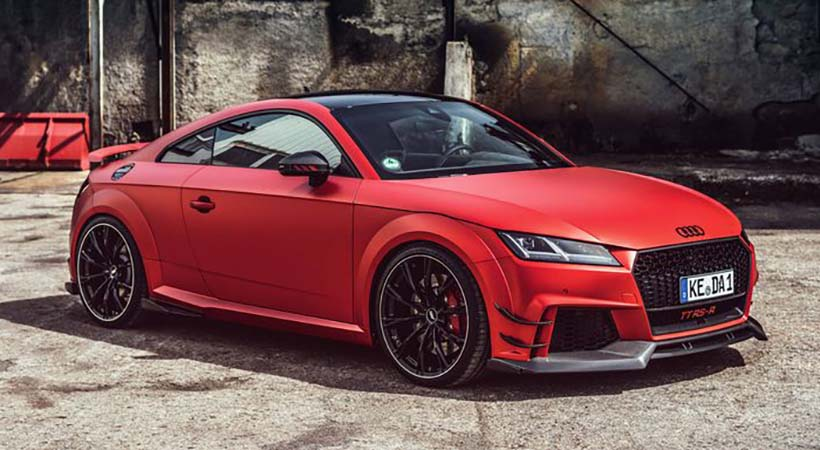 Audi TT RS by Abt