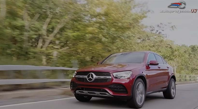 familia Mercedes-Benz GLC 2020