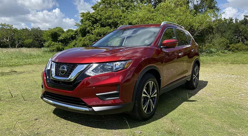 Nissan Rogue SV FWD 2020