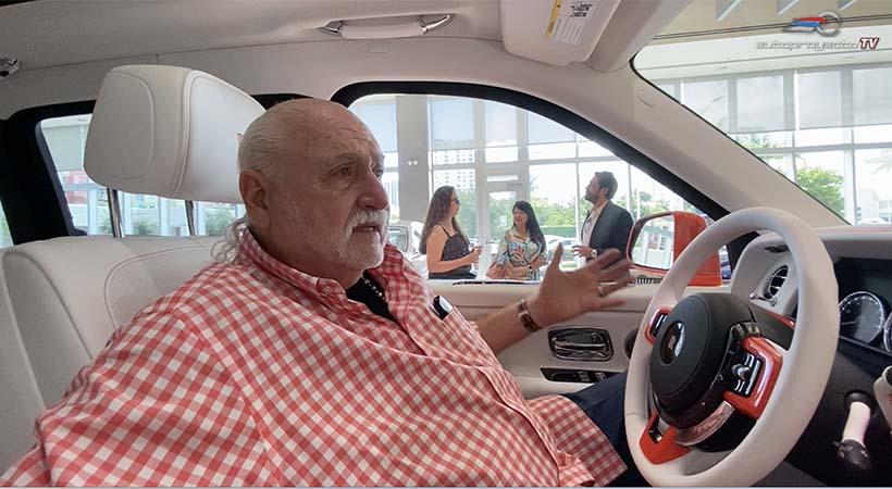 Rolls-Royce Cullinan Bespoke Fux Orange 2020 en Miami