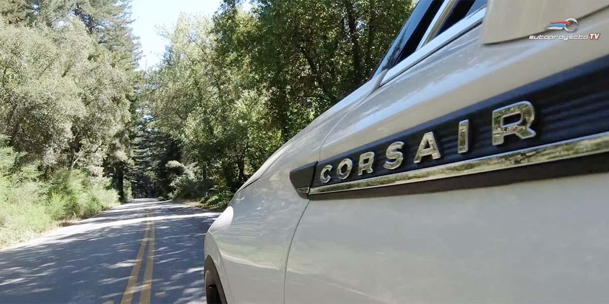 Test Drive Lincoln Corsair 2020