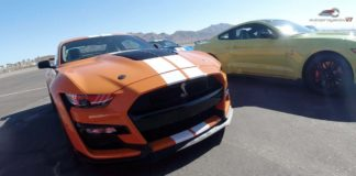 Test Drive Ford Mustang Shelby GT500