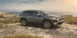 video Toyota RAV4 2019