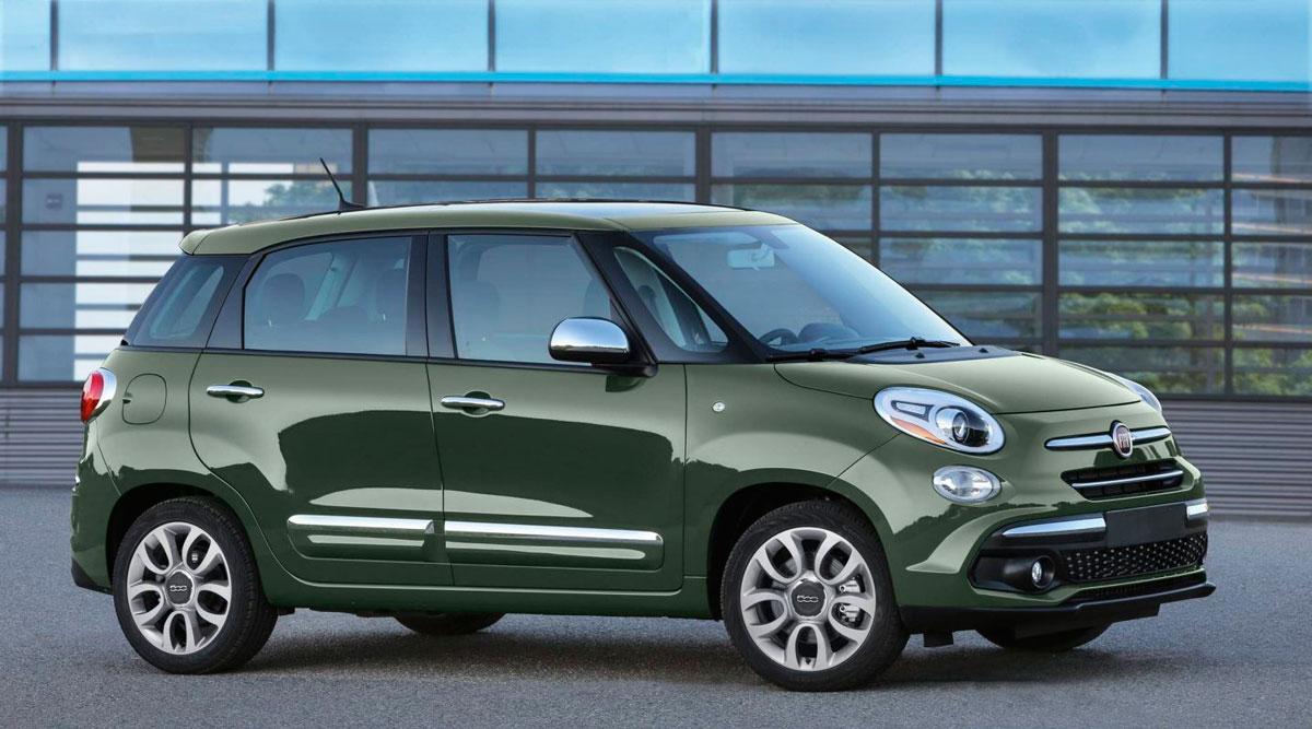 2020 Fiat 500L - Autoproyecto Autoproyecto