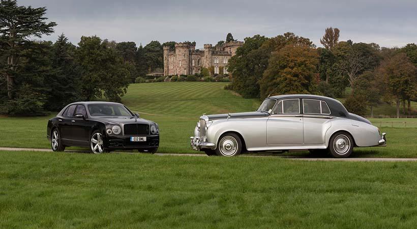 motor V8 de Bentley cumple 60 años