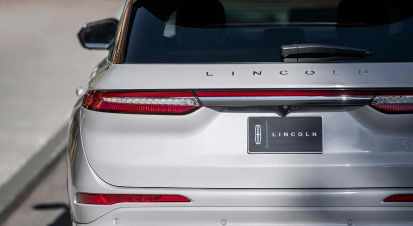Lincoln Corsair Grand Touring