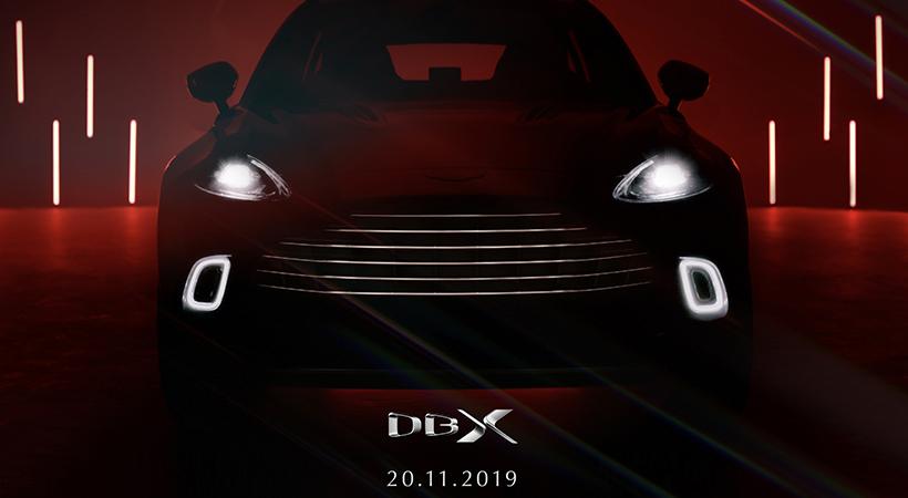 Precio Aston Martin DBX 2020