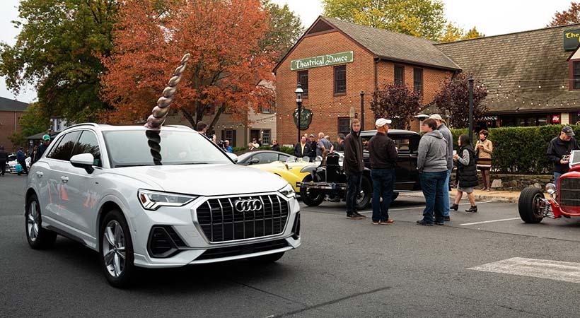 Audi Qnicorn