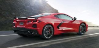 Corvette Stingray Z51 2020