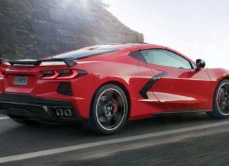 Corvette Stingray Z51 2020