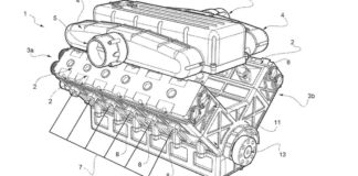 Nuevo motor V12 de Ferrari viene en camino