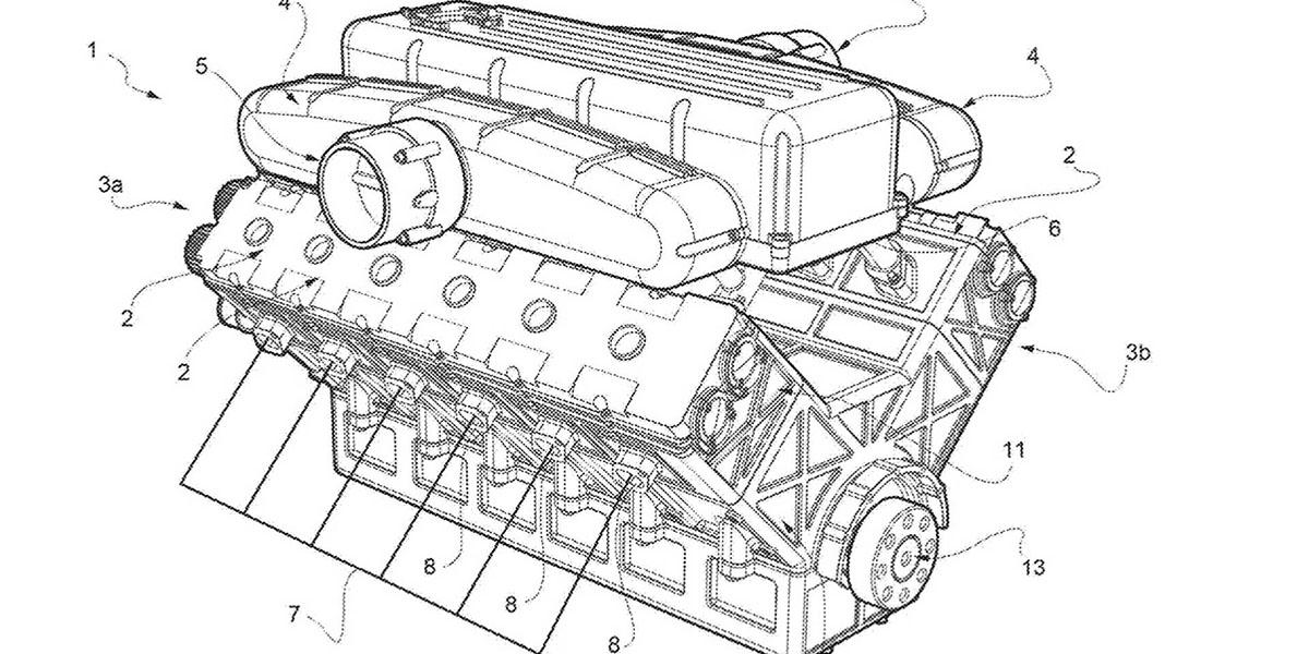 Ferrari V12 más eficiente