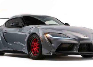 Toyota GR Supra Hyperboost Edition