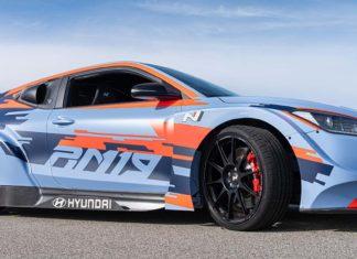 Hyundai N RM19 listo para las carreras con hasta 390 HP