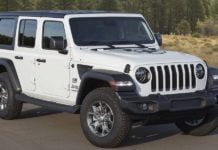 Jeep Wrangler Freedom Edition 2020