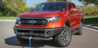 Accesorios Off-Road Ford Ranger 2020