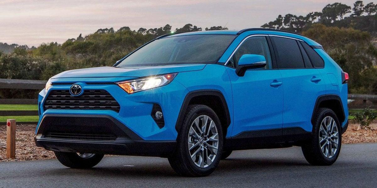 SUV mas vendidas octubre 2019