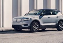 Debut Volvo XC40 Recharge