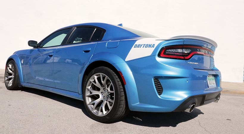 Charger Daytona 50th Anniversary
