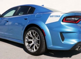 Test Drive Charger Daytona 50th Anniversary