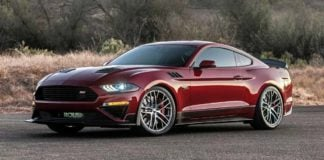 Ford Mustang Jack Roush Edition