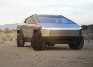 Nuevo Tesla Cybertruck