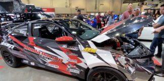 Honda deslumbró en el SEMA Show 2019