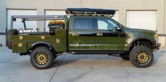 Super Duty Baja Forged