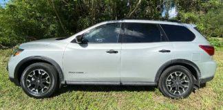 Nissan Pathfinder Rock Creek 2020