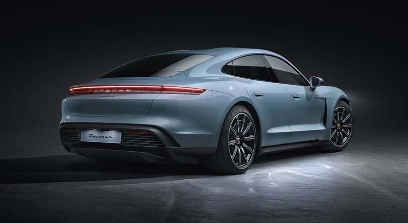 debut Porsche en el Auto Show Los Angeles 2019