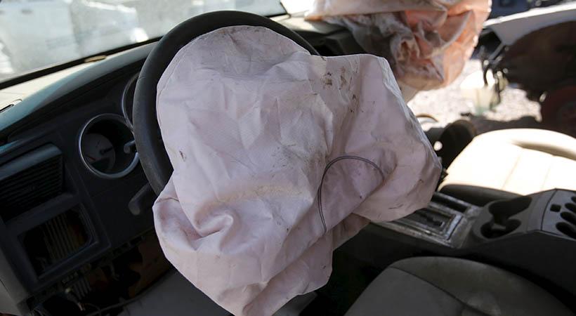 bolsas de aire defectuosas