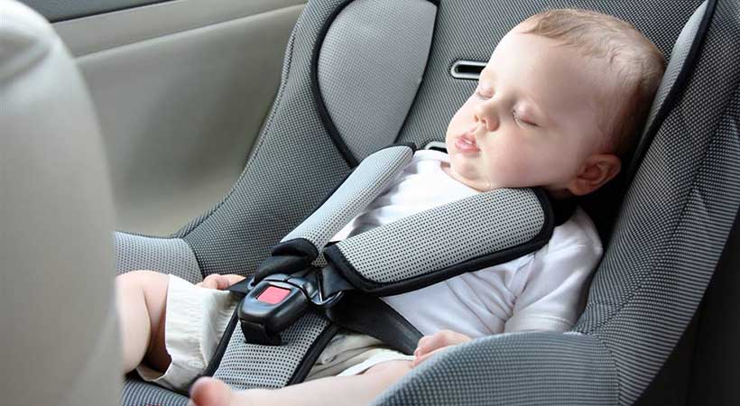 la silla de tu bebé