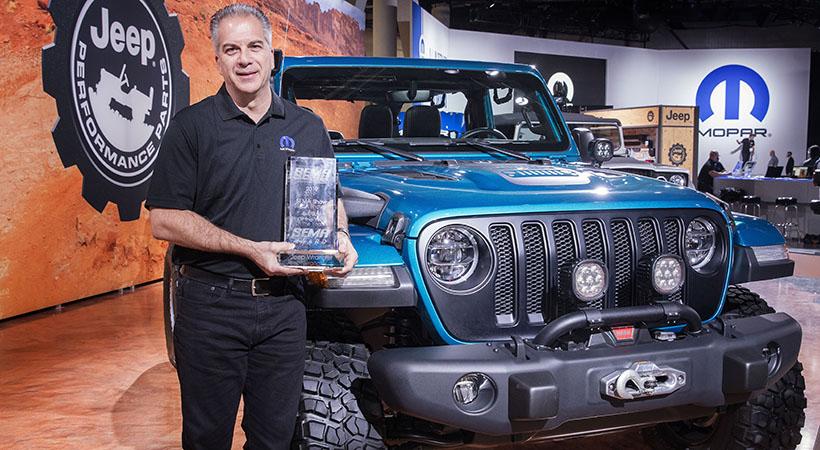Jeep Wrangler SUV SEMA Show 2019
