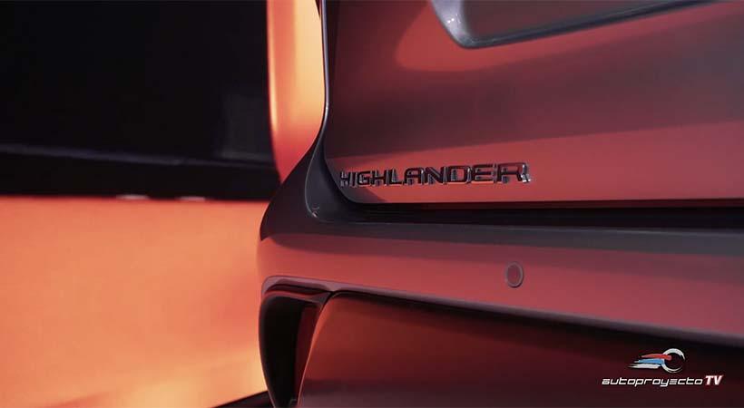 Video Toyota Highlander 2020, SUV para todo y para todos