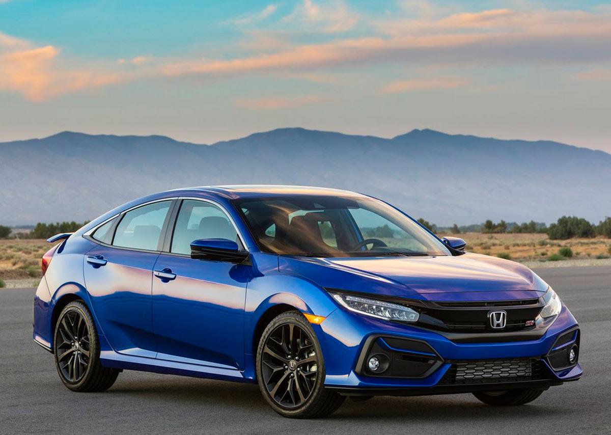 2020 Honda Civic Si Sedan Specs