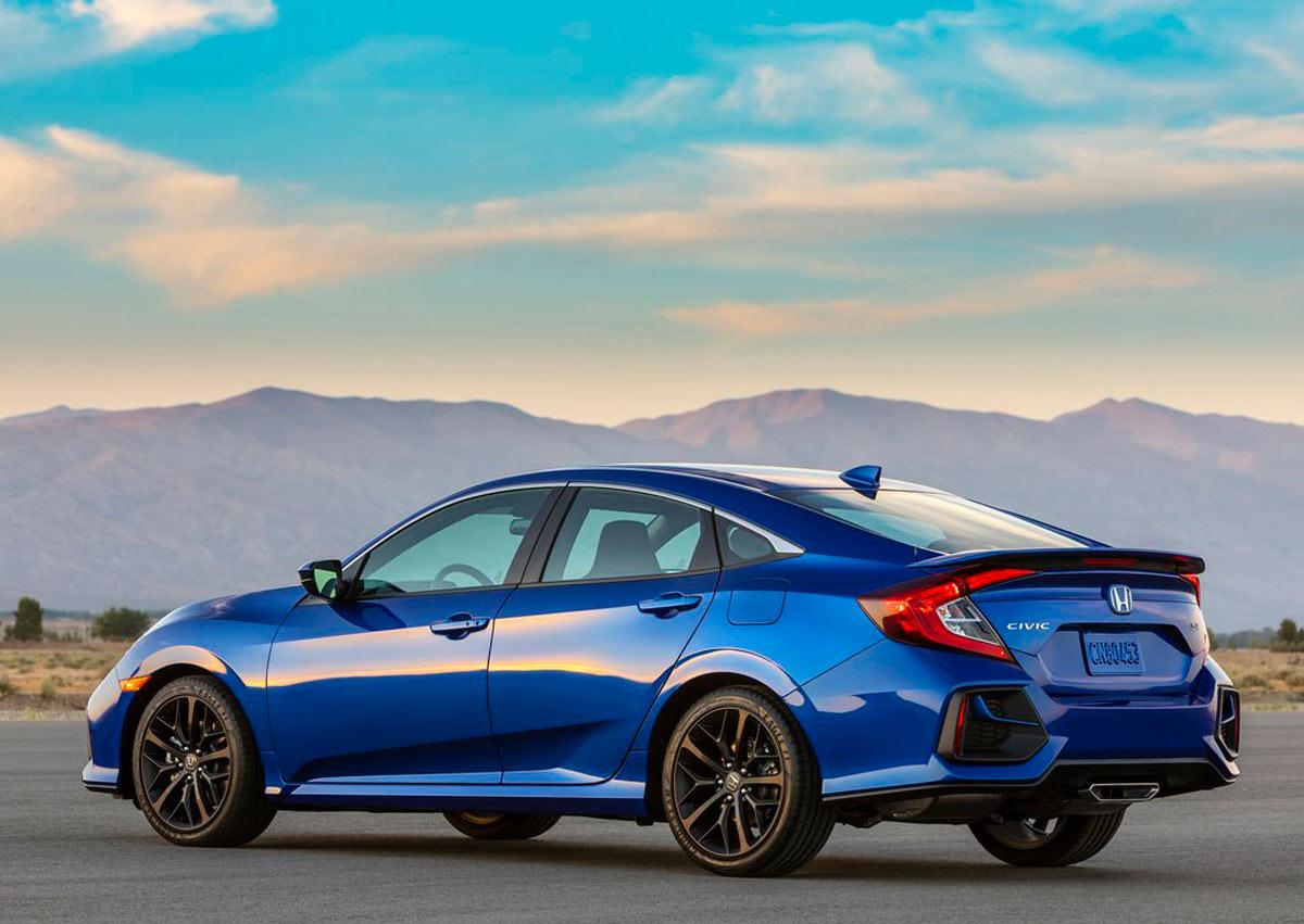 2020 Honda Civic Si Sedan Prices