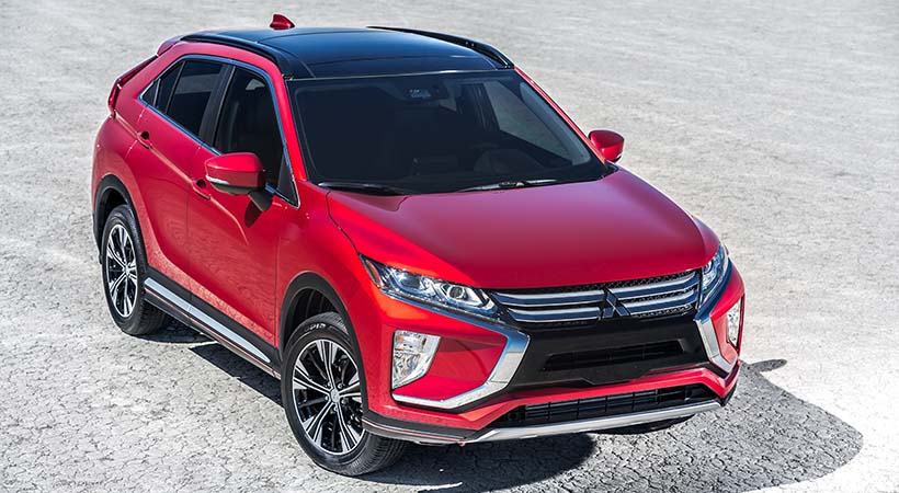 Mitsubishi Eclipse Cross receives 2020