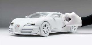 Bugatti Veyron Grand Sport Vitesse by Amalgam Collection