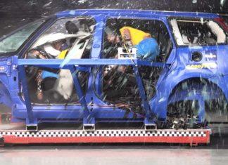 Accidente mortal a 35 MPH