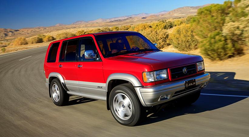 Acura SLX 1997