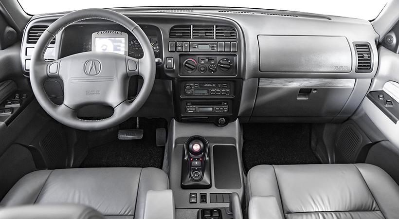 Acura SLX Super Handling 1997