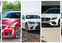 los mejores sedanes premium 2019
