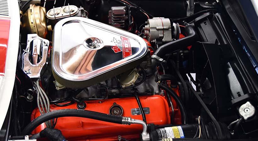 Chevrolet COPO Corvette Convertible 1967