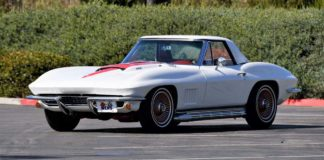 Chevrolet COPO Corvette Convertible 1967