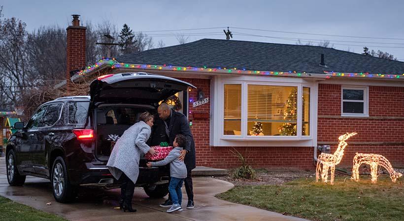 OnStar sigue a Santa Claus por todo el mundo