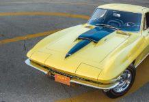 Chevrolet Corvette más raro de la historia
