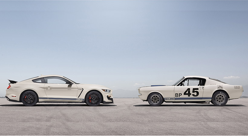 Shelby GT350 Heritage Edition